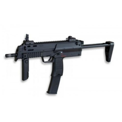 Metralleta O Subfusil Mp7 De Bolas Airsoft Eléctrico De Well. Ref. 35869