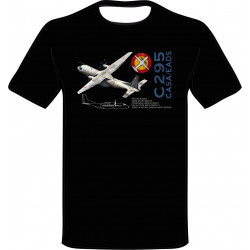 Camiseta C295 AIRBUS caballero DS FUNS GROUP