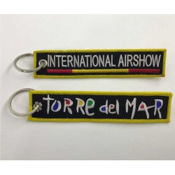 LLavero tela Torre del Mar International Airshow