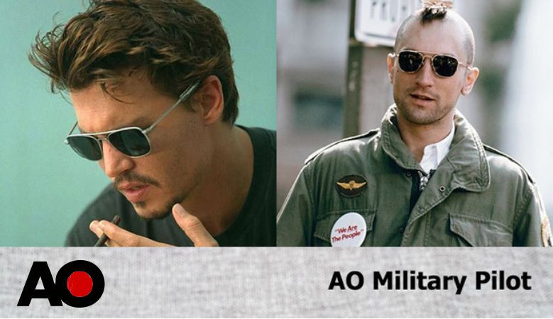 Gafas Piloto American Optical